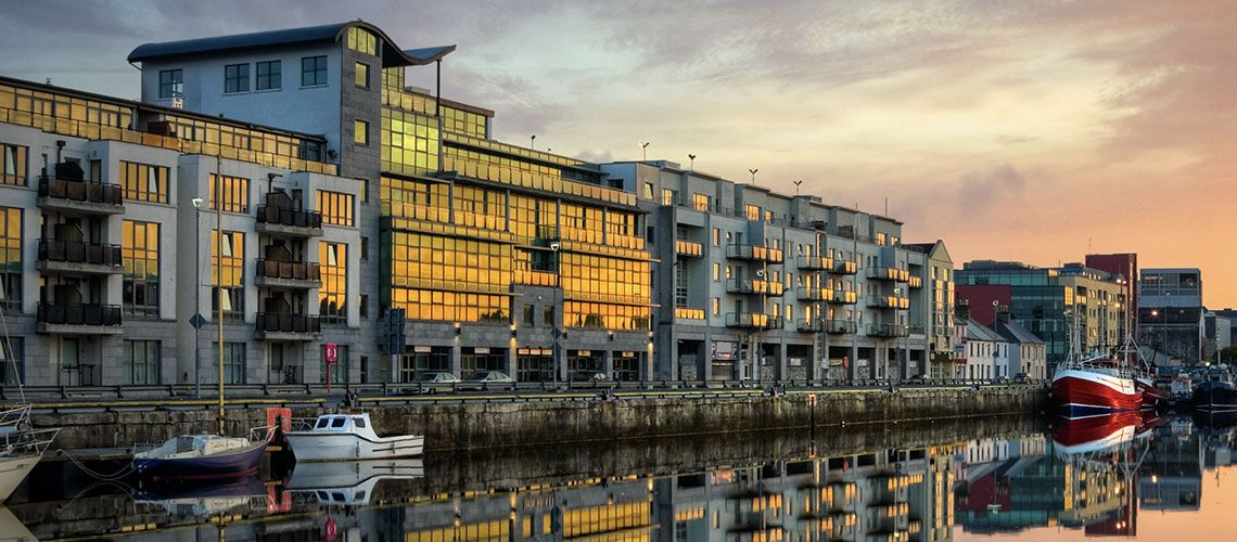 Enva supports Galway's largest urban regeneration project