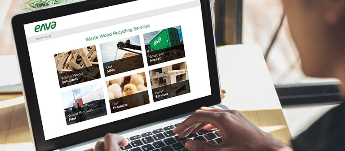 New Wood Recycling Microsite Launched!