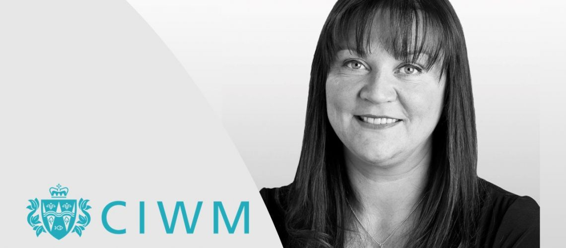 Vicki Hughes appointed CIWM Fellow