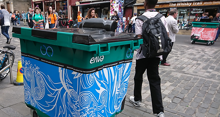 Enva at Edinburgh Fringe